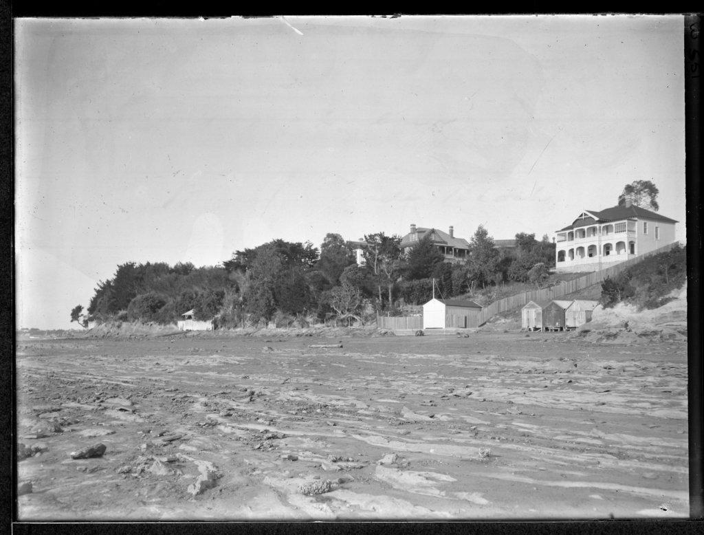 Sloanes Beach 1911