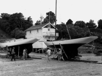 Boat Maintenance 1939