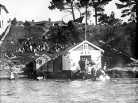 Richmond Crusing Club Boathouse Opening 1913